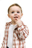 szczęśliwego dziecka fotografia stock