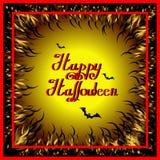 szczęśliwego halloween Obraz Royalty Free