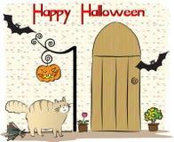 szczęśliwego halloween Obraz Stock