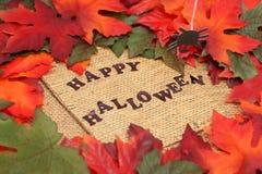 szczęśliwego halloween. Fotografia Stock