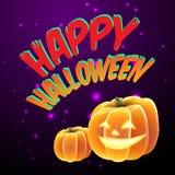 szczęśliwego halloween Zdjęcie Stock