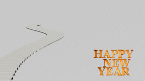 szczęśliwego nowego roku, Zdjęcia Royalty Free