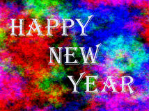 szczęśliwego nowego roku, ilustracja wektor