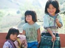 Szczęśliwi Biedni Dzieci Zdjęcie Royalty Free