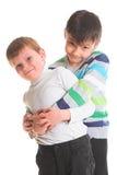 szczęśliwi chłopcy 2 Zdjęcie Stock