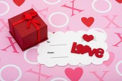 szczęśliwi dzień valentines Obraz Stock