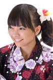 szczęśliwi dziewczyna japończycy obrazy stock