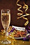 szczęśliwi nowego roku Obraz Stock