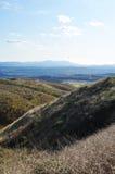 Szczęśliwi Obozowi jarów pogórza, Ventura, Kalifornia Zdjęcia Royalty Free