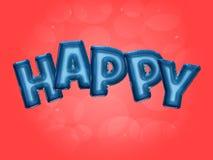 Szczęśliwy Zdjęcia Stock