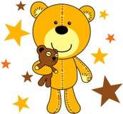 szczęśliwy bear Obrazy Stock