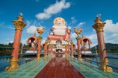 szczęśliwy Buddha wizerunek Zdjęcie Stock