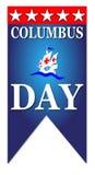 Szczęśliwy Columbus dzień Obrazy Stock