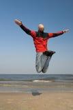 szczęśliwy człowiek Zdjęcie Stock