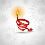Szczęśliwy Diwali festiwal. Zdjęcia Royalty Free