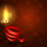 Szczęśliwy Diwali tło. Obrazy Royalty Free