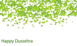 Szczęśliwy Dussehra tła pojęcie Obrazy Stock