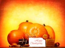 szczęśliwy dzień dziękczynienie Fotografia Royalty Free