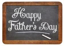 szczęśliwy dzień ojciec Fotografia Royalty Free
