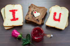 szczęśliwy dzień valentine Zdjęcie Stock
