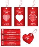 szczęśliwy dzień valentine s Obrazy Stock