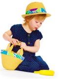 Szczęśliwy dzieciństwo Zdjęcia Stock