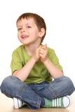 szczęśliwy dzieciak Zdjęcia Royalty Free