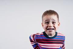 szczęśliwy dziecko portret Fotografia Royalty Free