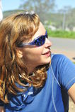 szczęśliwy dziewczyna sport Fotografia Stock
