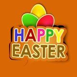 Szczęśliwy Easter Zdjęcia Stock