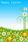 Szczęśliwy Easter Obrazy Stock