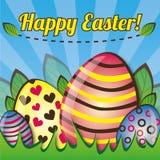 Szczęśliwy Easter Ilustracji