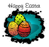 Szczęśliwy Easter Obraz Stock