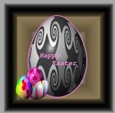 Szczęśliwy Easter Zdjęcie Stock