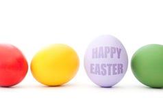 Szczęśliwy Easter Fotografia Royalty Free