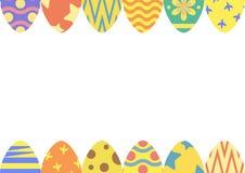 Szczęśliwy Easter backround Zdjęcie Stock