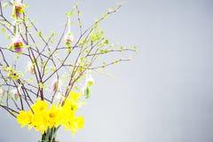 Szczęśliwy Easter czas, Easter Obrazy Stock