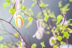 Szczęśliwy Easter czas, Easter Obrazy Royalty Free