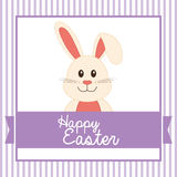 Szczęśliwy Easter projekt Zdjęcie Stock
