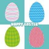 Szczęśliwy Easter projekt Zdjęcie Royalty Free