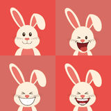 Szczęśliwy Easter projekt Obraz Royalty Free
