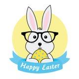 Szczęśliwy Easter projekt Obrazy Royalty Free