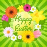 szczęśliwy Easter wektor ilustracji