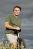 szczęśliwy forties mężczyzna Zdjęcia Stock