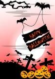 Szczęśliwy Halloween Obraz Stock