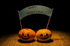 Szczęśliwy Halloween Obrazy Royalty Free
