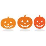 Szczęśliwy Halloween zieleni tło Fotografia Stock