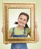 szczęśliwy ja target489_0_ dzieciaka obrazy royalty free