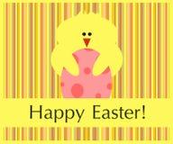 szczęśliwy karciany Easter Zdjęcia Royalty Free