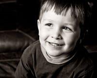 Szczęśliwy Little Boy Zdjęcie Royalty Free